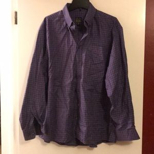 Men's dress shirt Jos. A. Bank